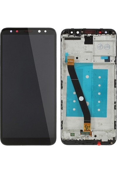 Parça Bankası Huawei Mate 10 Lite LCD Ekran Dokunmatik Çıtalı Siyah