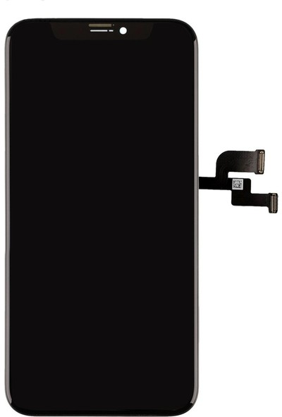 Parça Bankası Apple iPhone XS Max LCD Ekran Dokunmatik OLED Siyah
