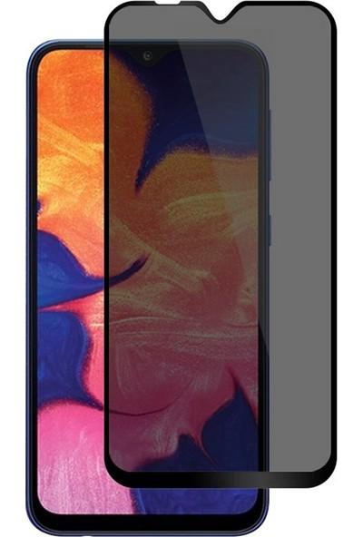 UKS Case Samsung Galaxy A10 Ekran Koruyucu Gizlilik Filtreli Privacy Cam