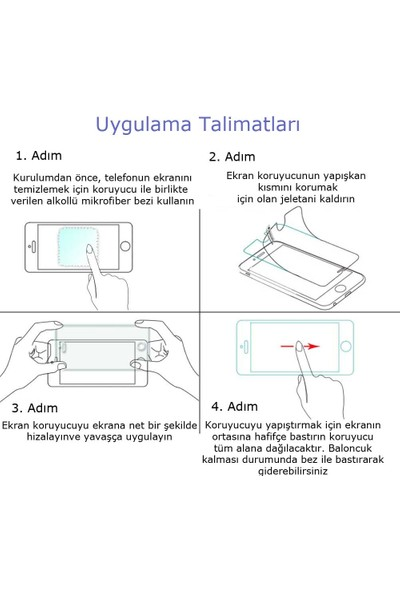 UKS Case Xiaomi Redmi Note 7 Ekran Koruyucu Gizlilik Filtreli Privacy Cam
