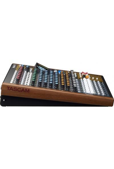 Tascam Model 12-10 Kanal Analog Mikser & 12 Kanal Digital Kayıt