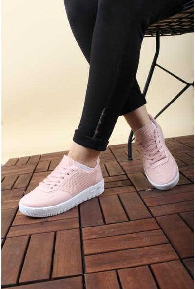 Oksit Meri Air Fileli Kadın Sneaker