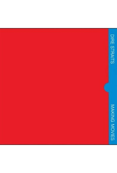 Dire Straits - Making Movies (Plak)