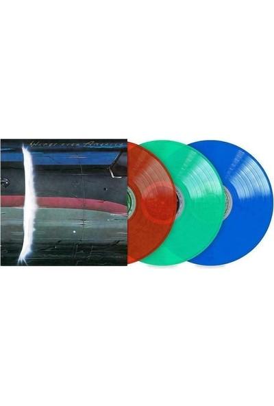 Paul Mccartney - Wings Over America ''red,green,blue, Vinly'' (3 Plak)