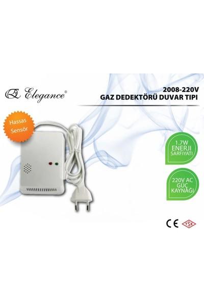 Elegance 2008 Gaz Alarm Dedektörü Gaz Dedektörü