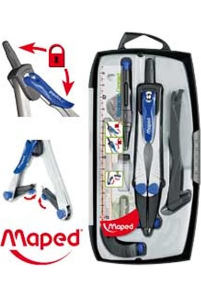 Maped 538717 Uzatma Ayaklı Teknik Pergel Seti 7''li