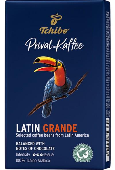 Tchibo Privat Kaffee Latin Grande Öğütülmüş Filtre Kahve 250 g