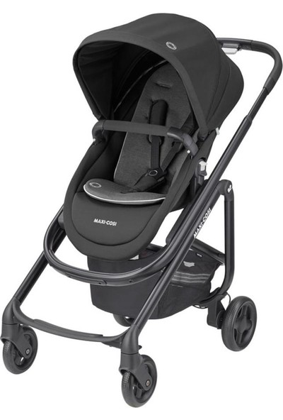 Maxi-Cosi Lila Sp Bebek Arabası - Essential Black