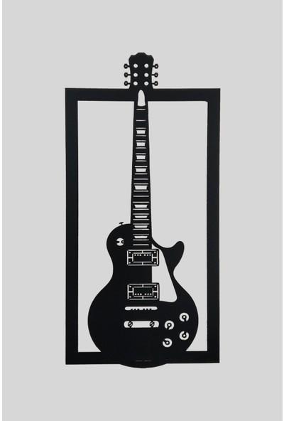 Alfagama Modern Ahşap Gitar Tablosu