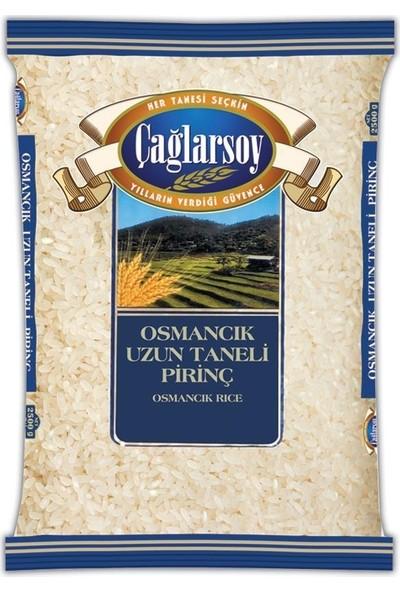 Çağlarsoy Osmancık Pirinç 1 kg