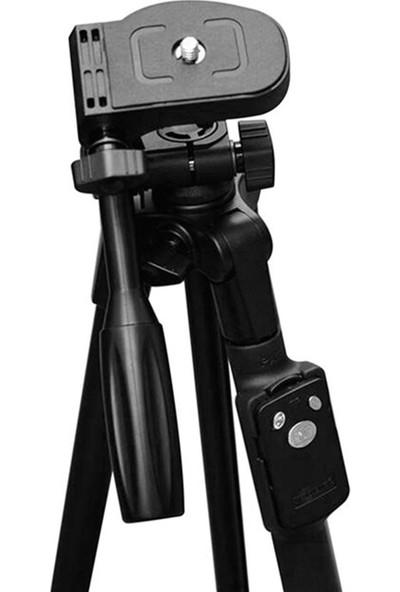 Petit Tripod 3388 146 cm Telefon ve Dslr Bluetooth Kumandalı