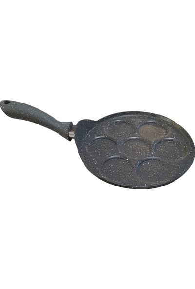 Hascevher Granit Kaplama Pankek Tavası 26 cm