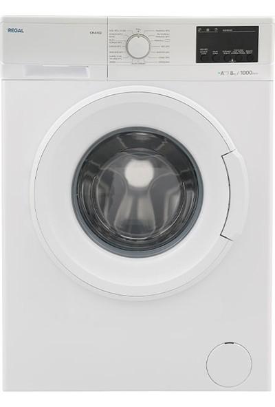 Regal CM 8102 8 kg 1000 Devir Çamaşır Makinesi