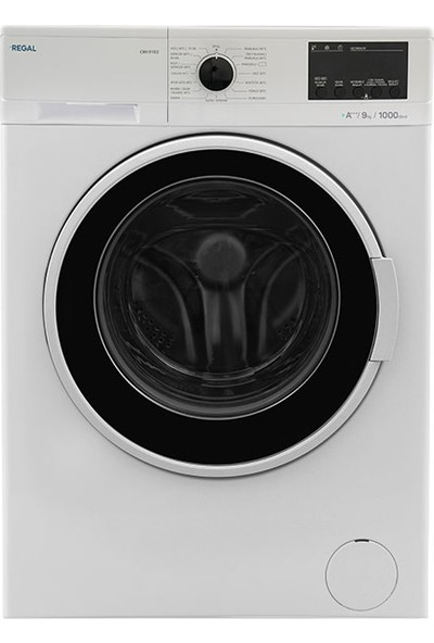 Regal CMI 9102 9 kg 1000 Devir Çamaşır Makinesi