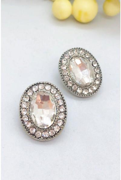 Stoli Diamond Silver | Bijuteri Küpe