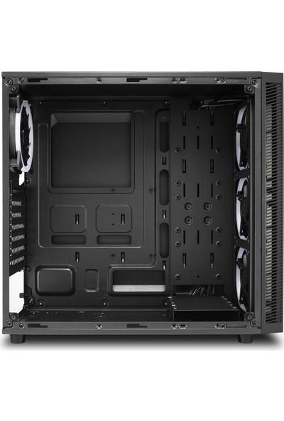 Molecule Argon CR1055 Intel Core i5 10400 16GB 1TB + 240GB SSD RX5500XT Freedos Masaüstü Bilgisayar