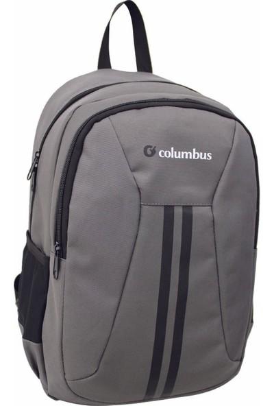 Columbus Two Çok Amaçlı Sırt Çantası Gri