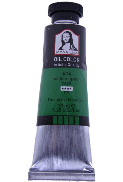 Mona Lisa 614 Yağlı Boya 37 ml Yeşil
