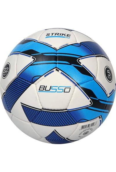 Busso Strıke Futbol Topu Mavi No:5