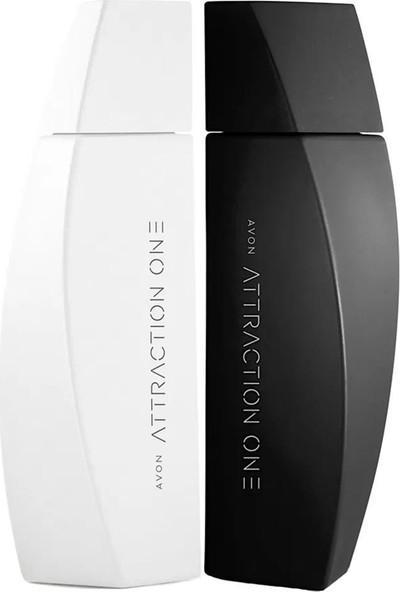 Avon Attraction One Fresh Kadın Erkek Edp Parfüm Set