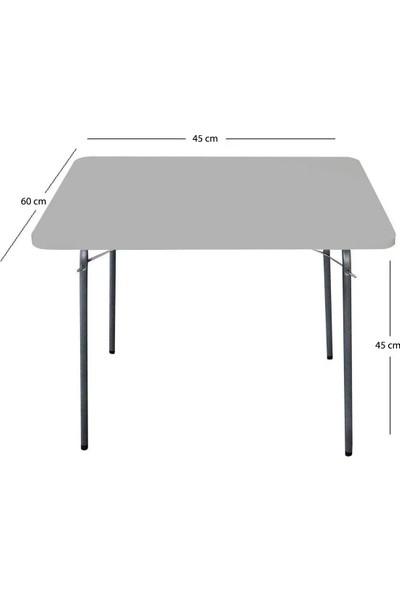 Meyuza Katlanabilir Meyuzam 45 Cm Piknik Masası