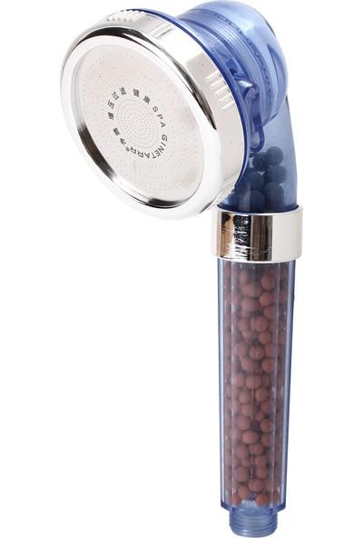 Insma Banyo Yüksek Basınçlı Duş Başlığı Spa Showerhead L