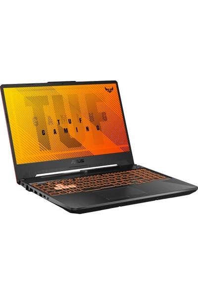 "Asus TUF Gaming A15 FA506IU-BQ267 AMD Ryzen 9 4900H 8GB 512GB SSD GTX1660Ti Freedos 15.6"" FHD Taşınabilir Bilgisayar"