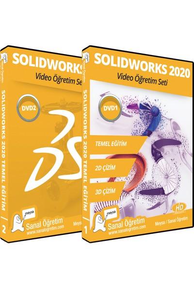 Solidworks 2020 Temel Eğitim Seti