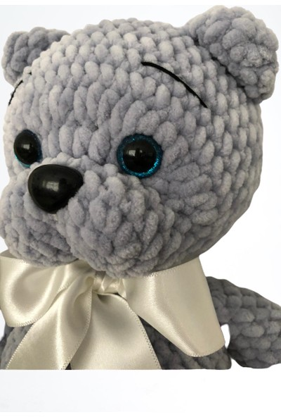 Amigurumi Toys 90 Amigurumi Ayıcık - Velvet