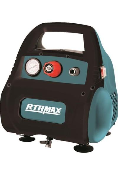 Rtrmax RTM720 Yağsız 6 lt Mini Hava Kompresörü