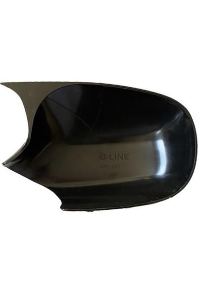 D-Line Bmw E90 Yarasa Ayna Kapağı (Sadece Makyajlı Kasalara Uyumlu)