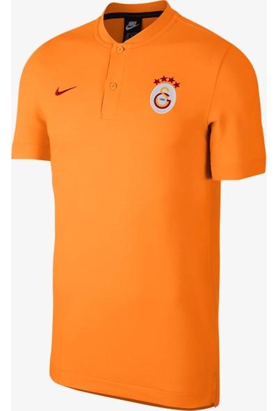 Nike Galatasaray Erkek T-Shirt Turuncu AT4330-836