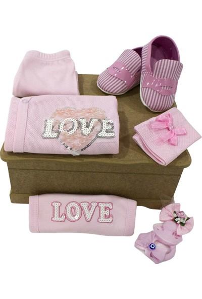 Bebekc Pembeli Hoşgeldin Kız Bebek Hediye Paketi