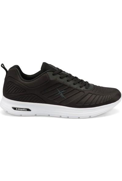 Kinetix Evor Siyah Erkek Koşu Ayakkabısı