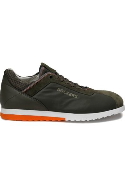 Dockers By Gerli 228155 Haki Erkek Sneaker Ayakkabı