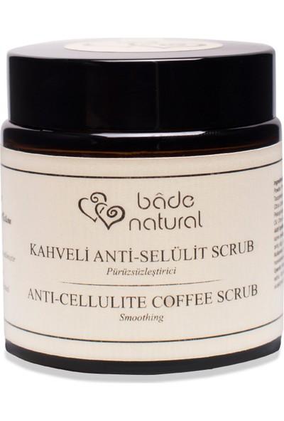 Bade Natural Kahveli Anti-Selülit Scrub - Coffee Shot
