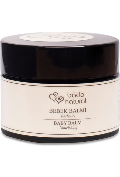 Bade Natural Bebek Balmı - Lovely Care