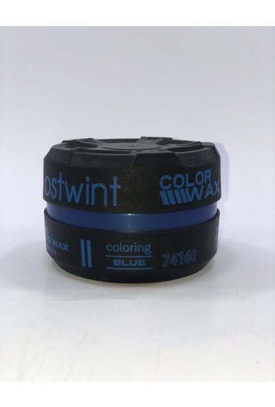 Color Wax Renkli Mavi Jöle 150ML