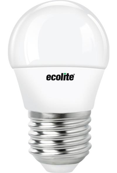 ECOLİTE 5W E27 LED G45 AMPUL BEYAZ 6500K