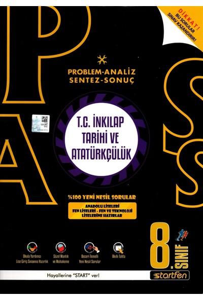 Startfen Yayınları Pass 8. Sınıf Inkılap Tarihi Yeni Nesil Soru Bankası