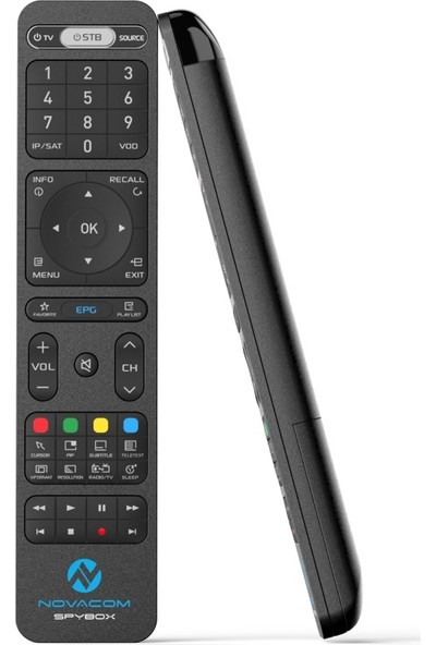 Novacom Spybox Sx Mini Android 4K Uydu Alıcısı