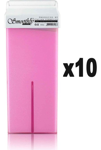 Smoothly Kartuş Ağda Smo Titanium 100gr 10 Adet