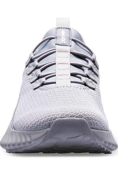 Lescon Hellium Nano Erkek Gri Spor Ayakkabı-Gri