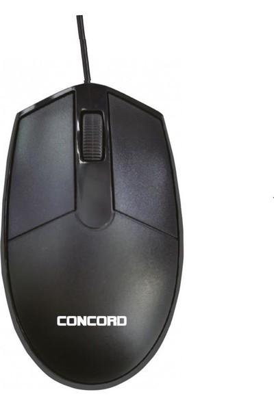 Concord 3c-20 D Kablolu Optik Mouse Fare