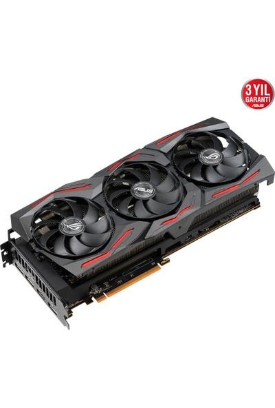 Asus Radeon RX 5600XT 6GB 192Bit GDDR6 DX(12) PCI-Express 4.0 Ekran Kartı (ROG-STRIX-RX5600XT-T6G-GAMING)