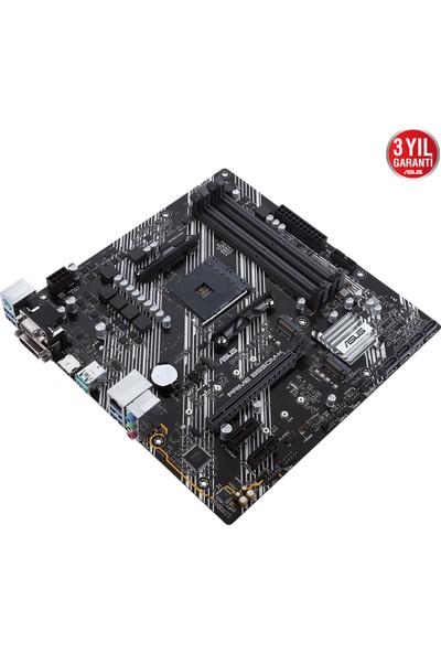 Asus Prime B550M-K AMD B550 4600 MHz DDR4 Soket AM4 mATX Anakart