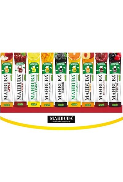 Mahbuba Vişne Toz Içecek Gerçek Meyve Tadında 24 x 1.5 Lt