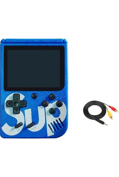 Buyfun Sup Video Oyun Konsolu 400 Oyunlu Mini Atari Gameboy (Yurt Dışından)