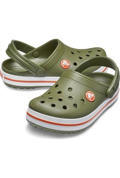 Crocs 204537-3TB Crocband Clog Çocuk Bebek Terlik