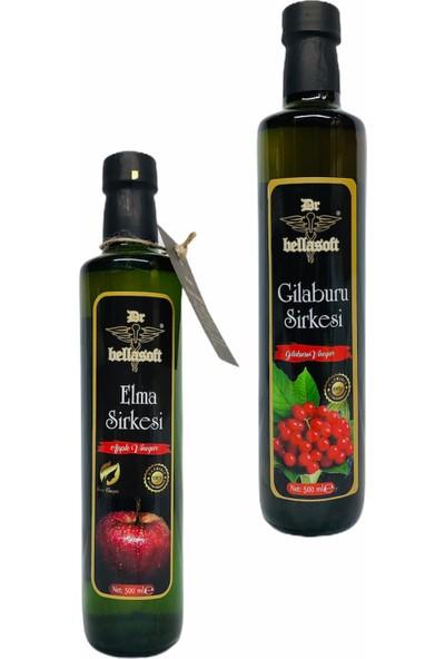Dr Bellasoft Gilaburu ve Elma Sirkesi 500 ml